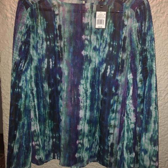 Mossimo Supply Co. Tops - Mossimo Blouse